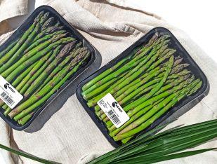 Спаржа зелёная мини 200г - FreshMart
