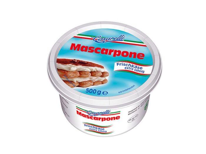 Сыр Маскарпоне Casarelli 82% 500г - FreshMart