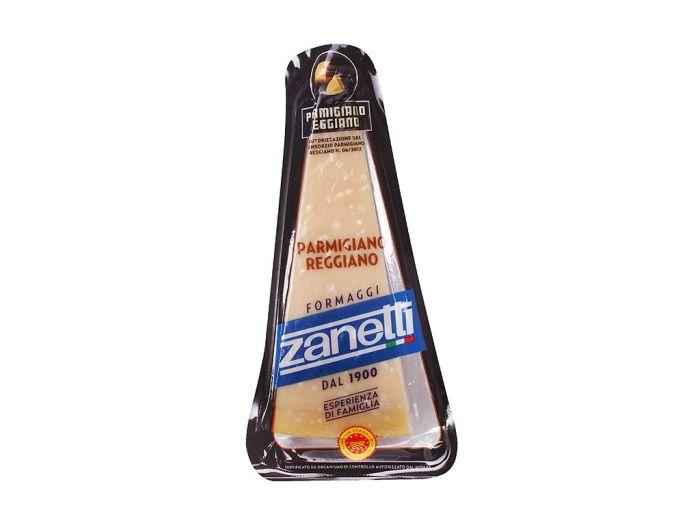 Сыр Пармезан Zanetti 32% твердый 200г - FreshMart