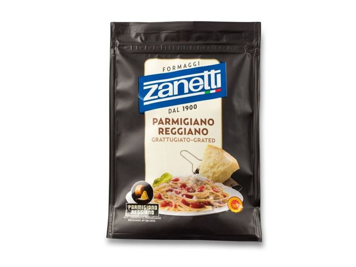 Сыр Пармезан Zanetti 32% тертый 100г - FreshMart