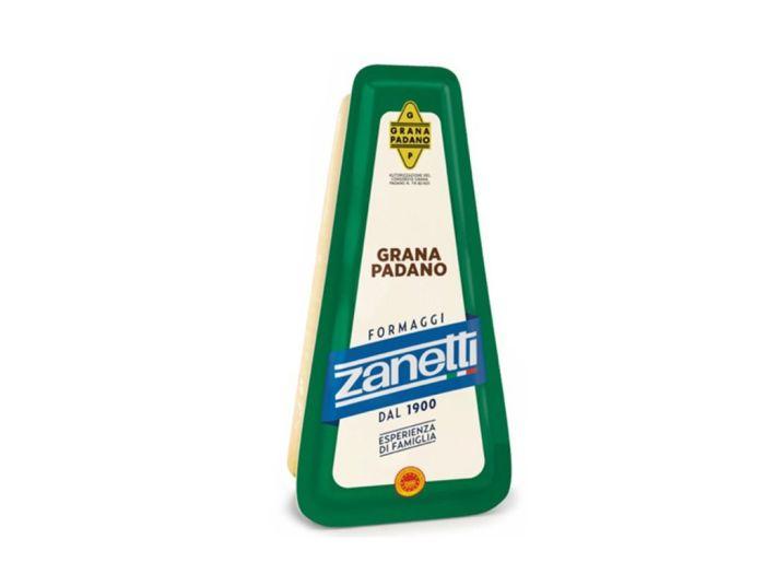 Сыр Грано Падано Zanetti 32% твердый 200г - FreshMart