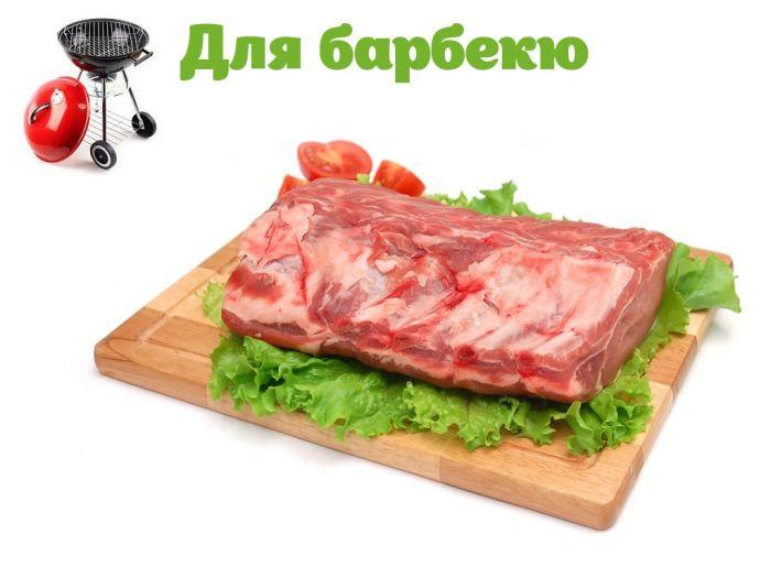 Корейка свиная на кости с овощами (на 6 персон) - FreshMart