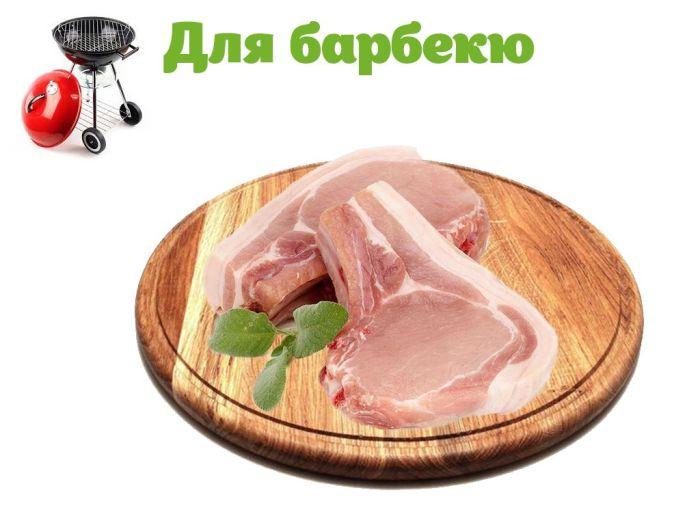 Антрекот свиной с овощами (на 6 персон) - FreshMart