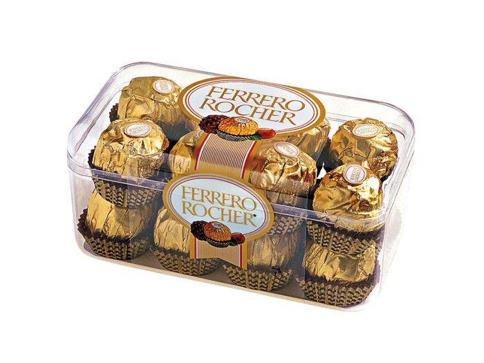 Конфеты Ferrero Rocher 200г - FreshMart