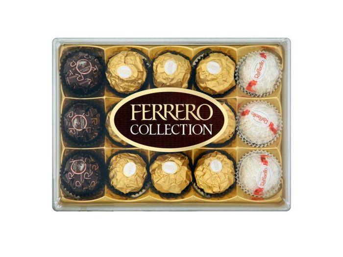 Конфеты Ferrero Collection ассорти 172г - FreshMart
