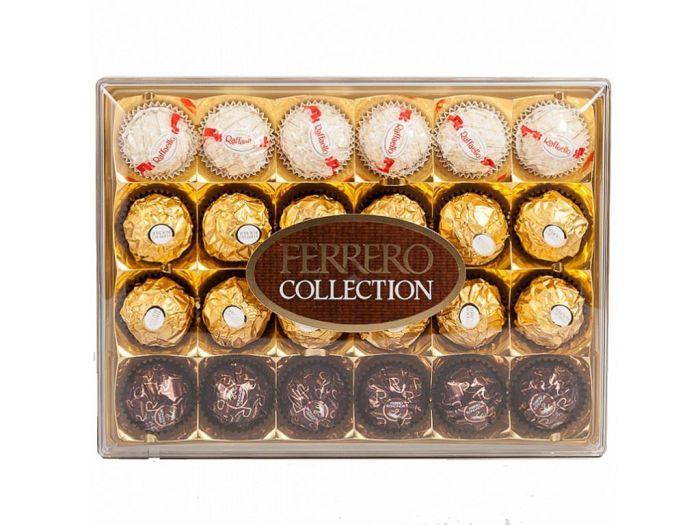 Конфеты Ferrero Collection ассорти 260г - FreshMart