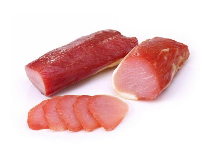 Балык сырокопчёный свиной - FreshMart