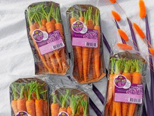 Морковь мини 200г - FreshMart