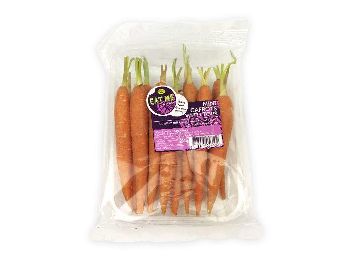 Морква міні 200г - FreshMart