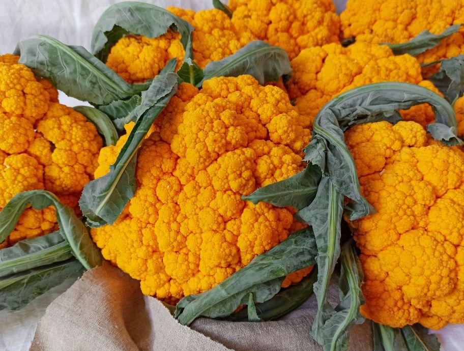 Капуста цветная оранжевая - FreshMart