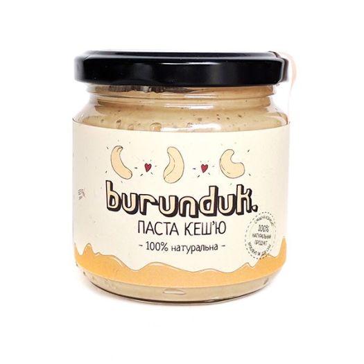 Паста кешью Burunduk 180г - FreshMart