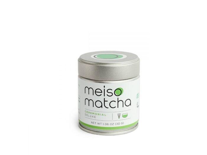 Чай матча Meiso Matcha Ceremonial Deluxe 30г - FreshMart