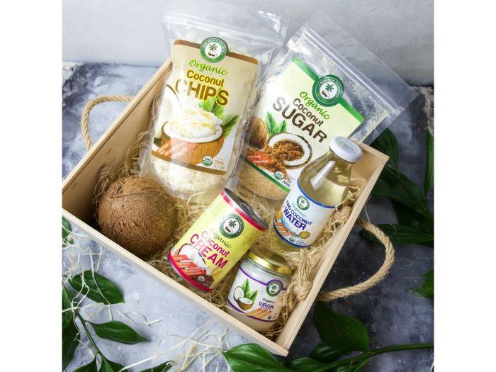 Кокосовый органический набор: фото 2 - FreshMart