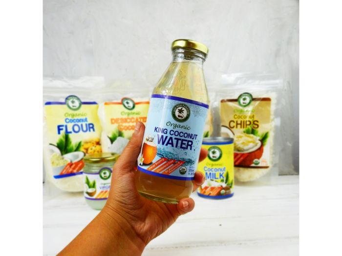 Кокосовый органический набор: фото 4 - FreshMart