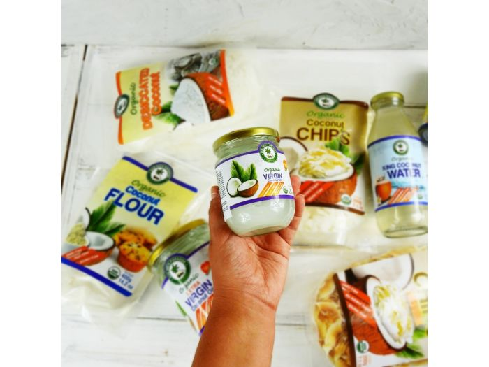 Кокосовый органический набор: фото 3 - FreshMart