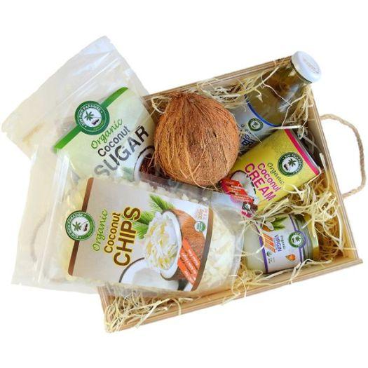 Кокосовый органический набор - FreshMart