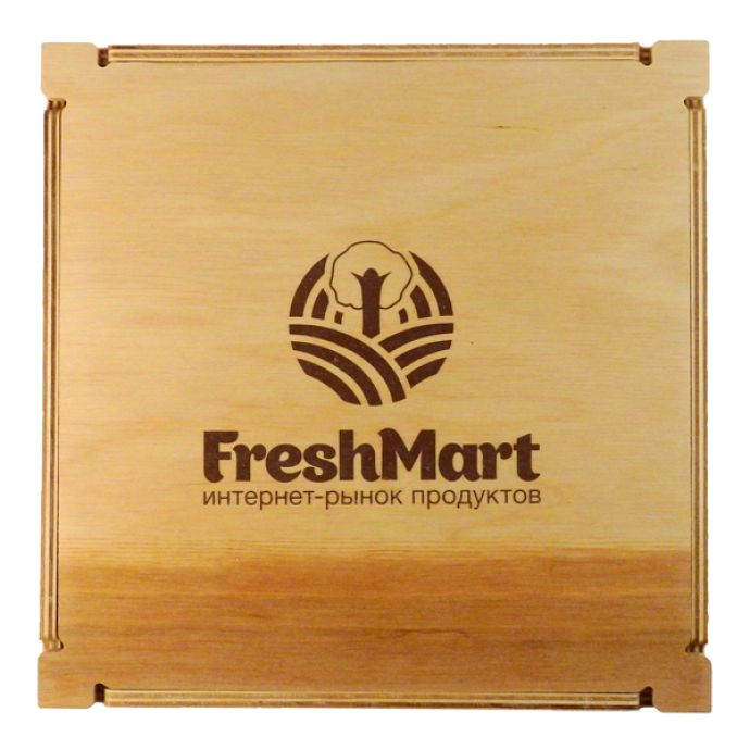 Ореховый набор De Luxe: фото 3 - FreshMart