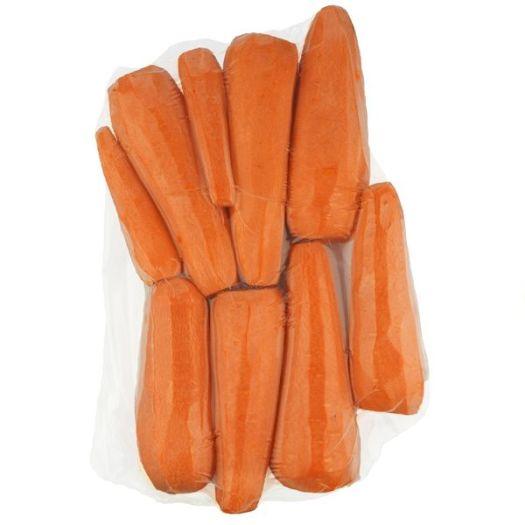 Морковь очищенная в вакуумной упаковке - FreshMart