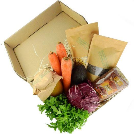 Овощной набор «Оставайся в форме» - FreshMart