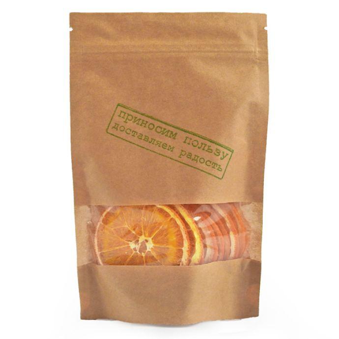 Апельсинові чіпси натуральні сушені 50г - FreshMart