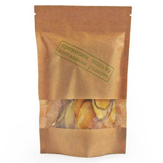 Грушевые чипсы натуральные сушеные 50г - FreshMart