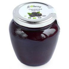 Ежевичная паста органическая LiQberry 550г - FreshMart