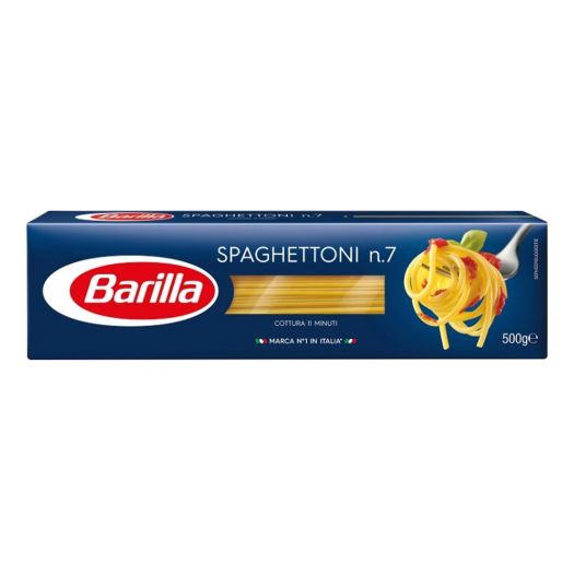 Спагеттони №7 Barіlla 500г - FreshMart