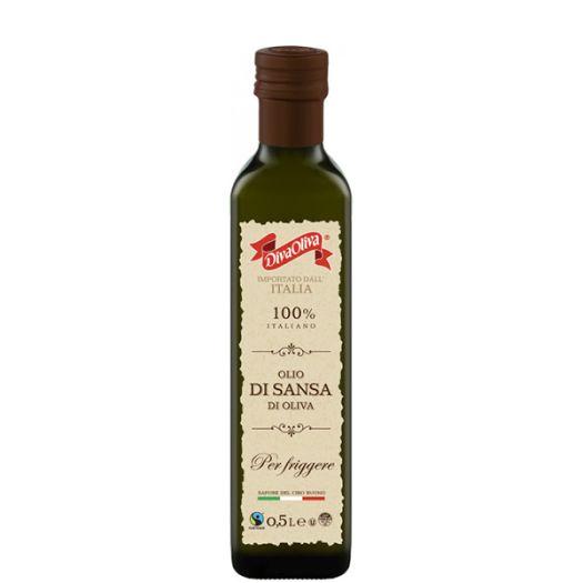 Масло оливковое Помейс Diva Oliva 500мл - FreshMart