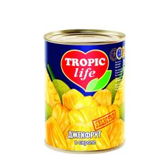 Джекфрут Tropic Life в сиропе 580мл  - FreshMart