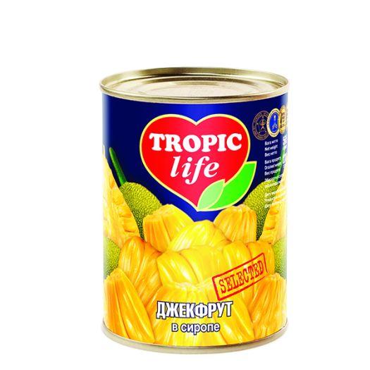 Джекфрут Tropic Life в сиропі 580мл  - FreshMart