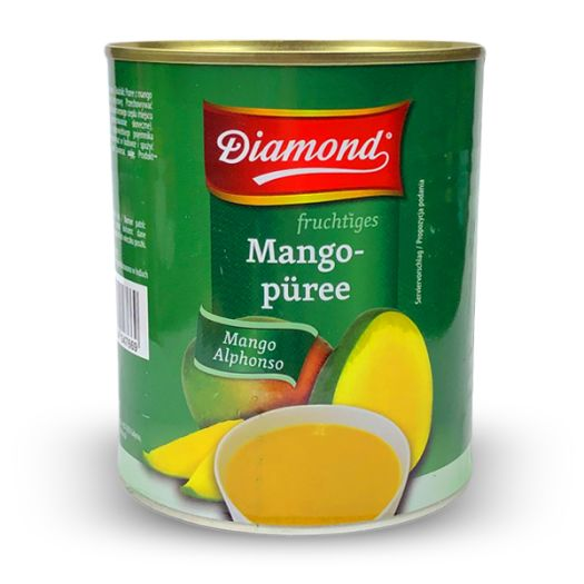 Пюре з манго Diamond 850г - FreshMart