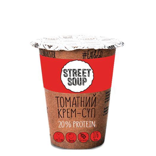 Крем-суп Street Soup томатний 50г - FreshMart