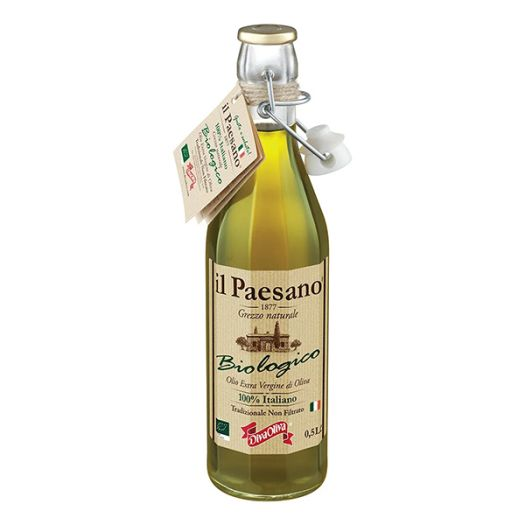 Олія Diva Oliva оливкова Il Paesano Extra Vergine 500мл - FreshMart