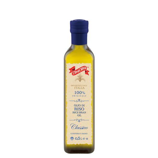 Олія із рисових висівок Classico Diva Oliva 500мл - FreshMart