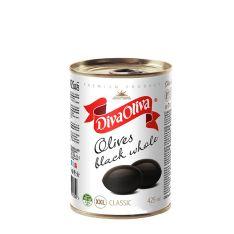 Маслины Diva Oliva XXL крупные с косточкой 390г - FreshMart