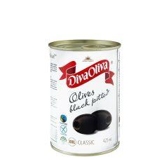 Маслины Diva Oliva XXL крупные без косточки 390г - FreshMart