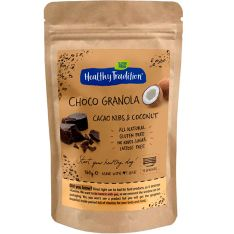 Гранола какао-крупка и кокос Healthy Tradition Choco Granola 160г - FreshMart