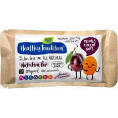 Поживний батончик Healthy Tradition Nutrition Bar чорнослив та абрикос 34г - FreshMart
