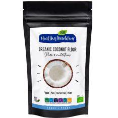 Борошно кокосове органічне Healthy Tradition 400г - FreshMart