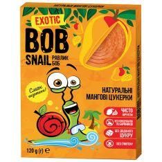 Цукерки Bob Snail мангові натуральні 120г - FreshMart