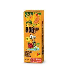 Цукерки Bob Snail мангові натуральні 30г - FreshMart