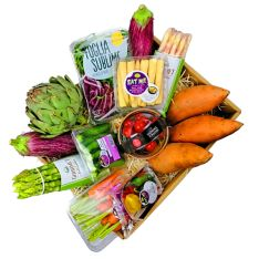 """Овощной набор """"Пикник на лужайке"""" - FreshMart"""