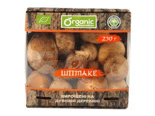 Грибы Шиитаке органические 230г - FreshMart