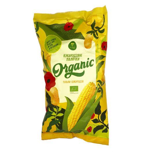 Палички кукурудзяні Екород органічні 50г - FreshMart