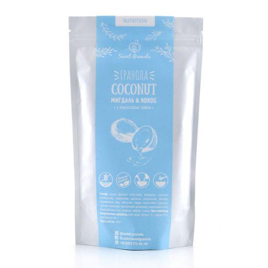 Гранола Sweet Granola Coconut Nutrition 300г - FreshMart