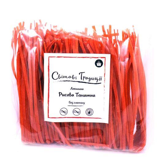 Лапша томатная Світові Традиції 300г - FreshMart