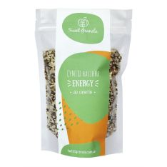 Суміш насіння Sweet Granola Energy 250г - FreshMart