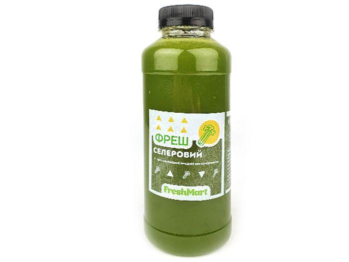 Сок фреш сельдереевый 500мл - FreshMart