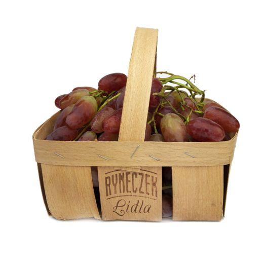 Виноград премиум корзинка: фото 2 - FreshMart