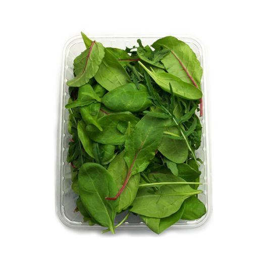 Салат руккола, мангольд и беби шпинат Пучок-Свежачок 125г: фото 2 - FreshMart
